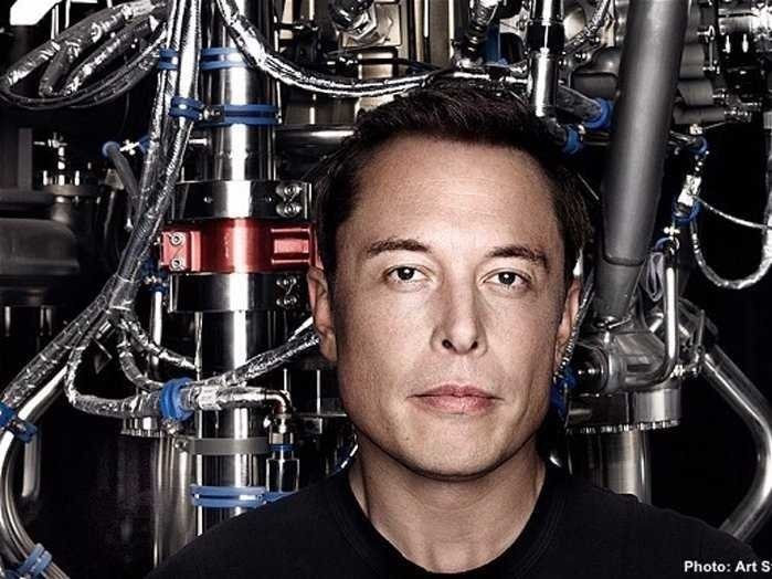 Elon Musk is one step closer to making his ambitious $10 billion satellite internet business a reality