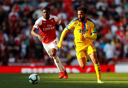 Soccer: Palace punish sloppy Arsenal in 3-2 win at the Emirates