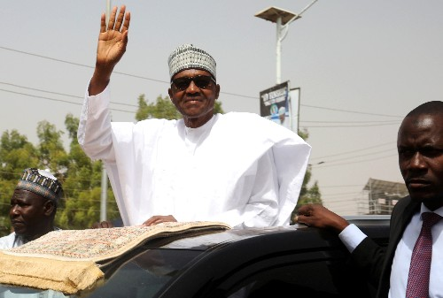 Nigeria's president to hold emergency meeting with ruling party over election delay