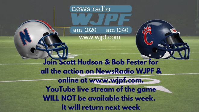 I will be heading out of town this weekend and thus will miss the Lions vs Nashville game. Scott Hudson and Bob Fester will have the call in NewsRadio WJPF. There will not be a video stream this week, however it will return next Friday for the Sparta game.