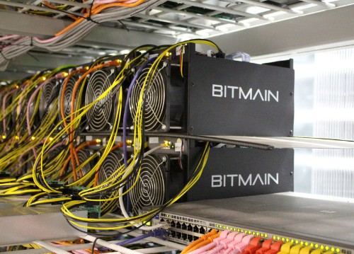 Cryptocurrency miner Bitmain lets Hong Kong IPO application lapse