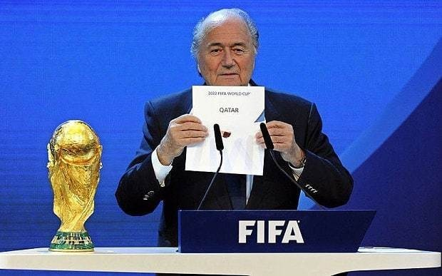 '2022 Qatar World Cup should be played in January and February and Winter Olympics be rescheduled'