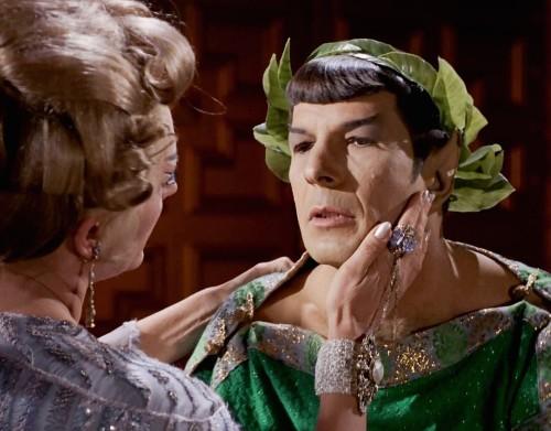 Star Trek's Mr. Spock: In Pictures