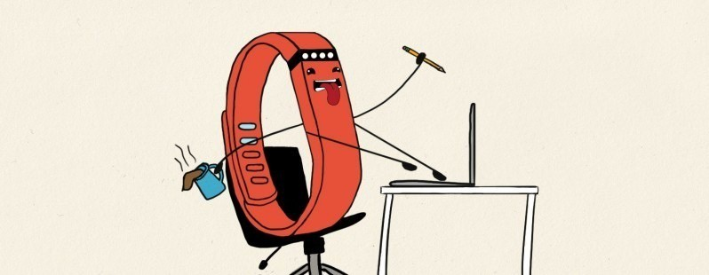 How fitness apps and wearables can impact your performance at work