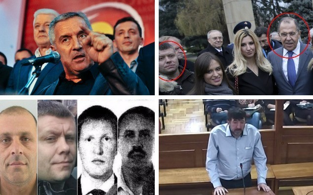 Russia plotted to overthrow Montenegro's government by assassinating Prime Minister Milo Djukanovic last year, according to senior Whitehall sources