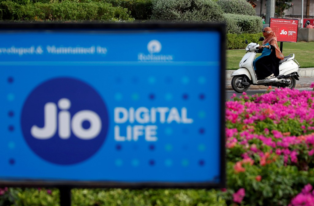 Factbox: Fundraising spree for Reliance's Jio Platforms values it at $65 billion
