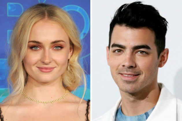 Joe Jonas And Sophie Turner Spotted Packing On The PDA At Kings Of Leon Concert