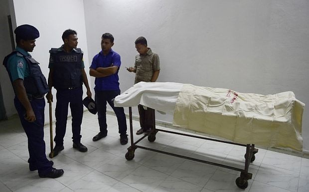 Secular publisher hacked to death in Bangladesh