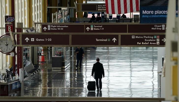 USA kündigen Verbot von Passagierflügen aus China an