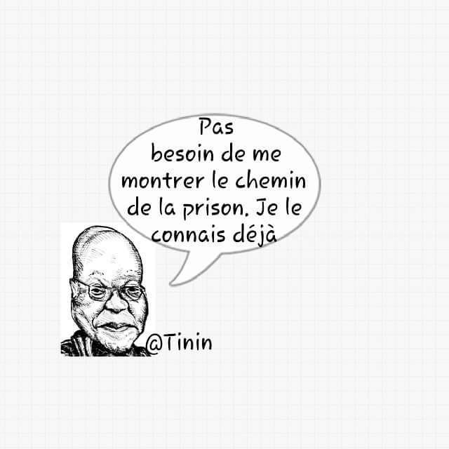 #SouthAfrica Zuma, de la présidence à la prison?