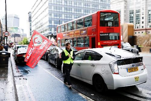 Conductores de Uber se ponen en huelga en EEUU y UK entre críticas por salida a bolsa