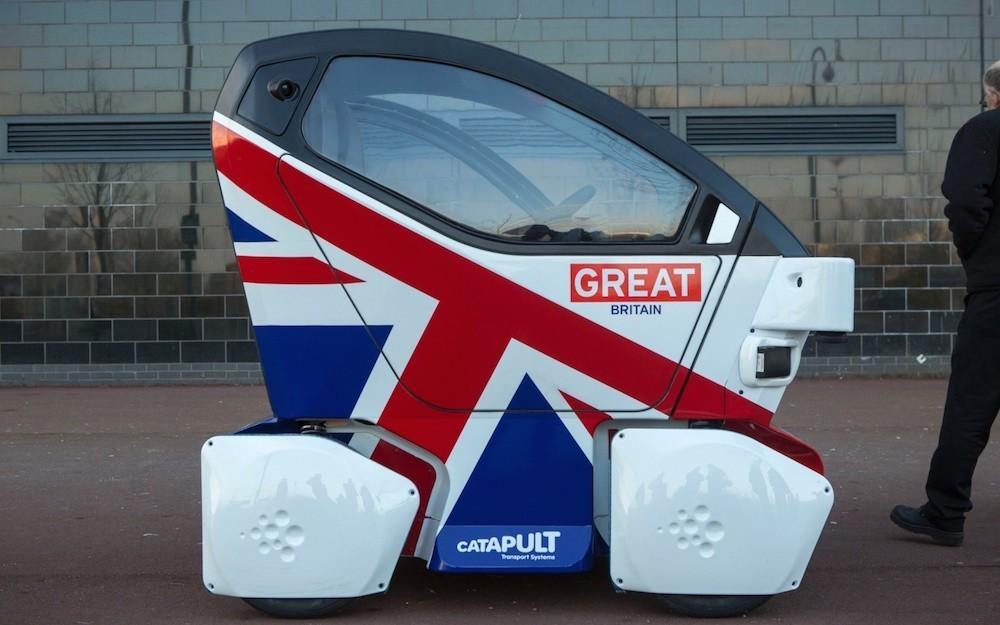 英國政府挺無人車,今春你就有機會在倫敦街頭看到囉 | TechOrange