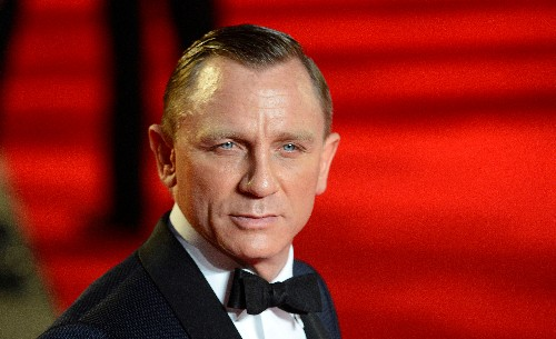 James Bond movie gets a title - 'No Time to Die'