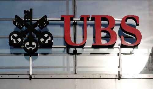 UBS a limité le repli au 1er trimestre, le titre monte