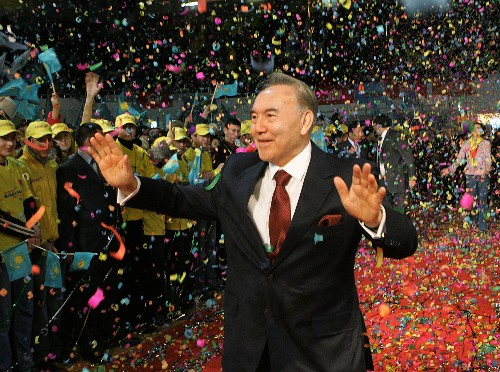 Kazakhstan's president to step down after 30 years in power