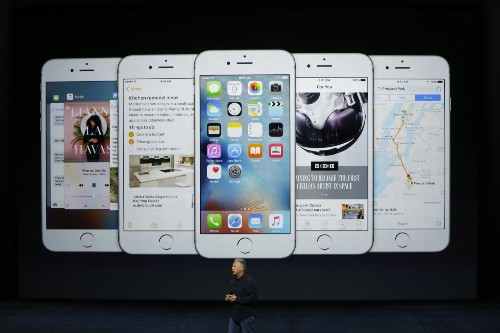 Apple Unveils Cool, New Stuff