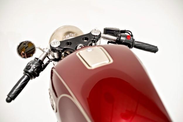 Live Fast: Kott Motorcycles' racy Thruxton