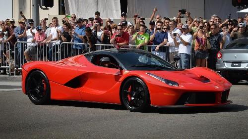 Fiat Chrysler Shares Zoom Higher On Ferrari Spin Off Announcement