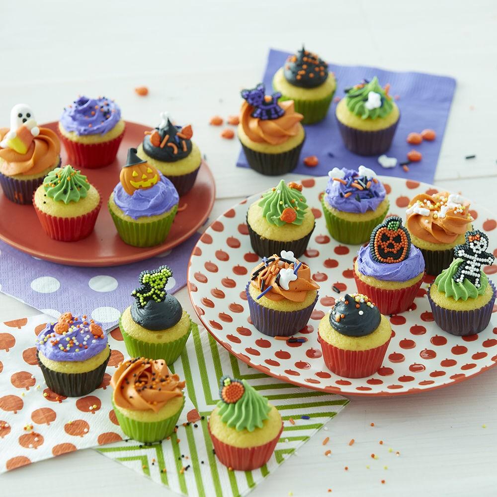 Halloween Special Cupcakes