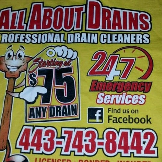 ALL ABOUT DRAINS LLC - Magazine cover