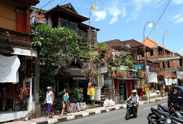 Road Lessons: Around the Bend in Bali
