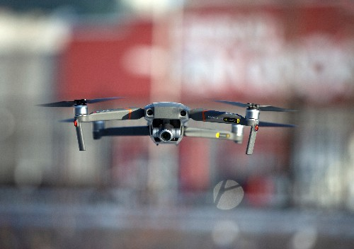 Amid privacy backlash, China's DJI unveils drone-to-phone tracking