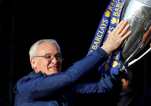 Soccer: Fulham appoint Ranieri as manager after sacking Jokanovic