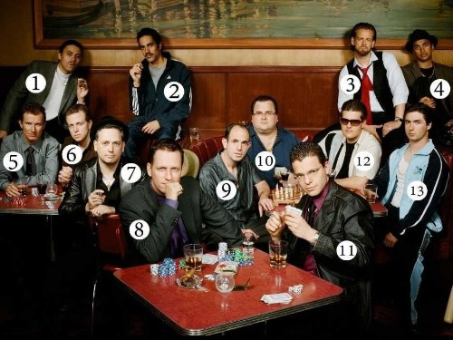 Meet The PayPal Mafia, The Richest Group Of Men In Silicon Valley