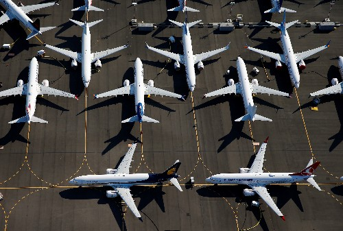Internes Boeing-Memo beklagt Unrat in 737-MAX-Treibstofftanks
