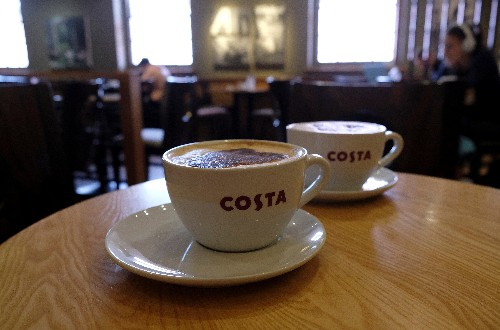 Coca-Cola takes plunge into coffee with $5.1 billion Costa deal