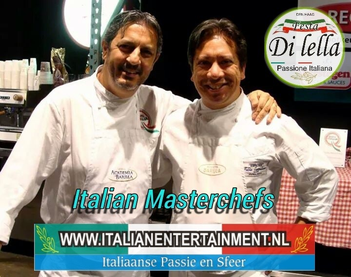 Rent an #Italian #Masterchef for your next event. Real #Italian #Passion for an #workshop, #frontcooking demo, #product #promotion or just for fun at your #company #event! Contact #Italian #Entertainment for more info.