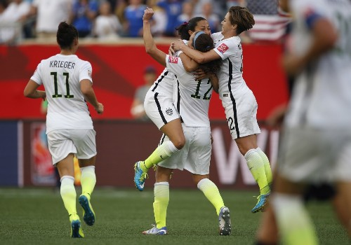 US Wins Opener at World Cup