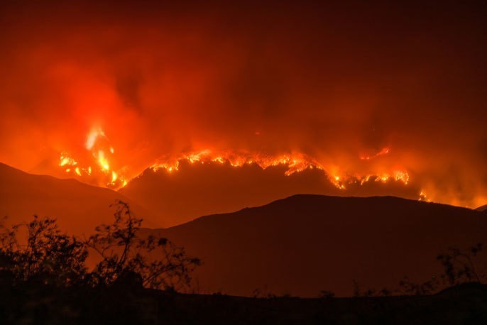 UCLA research puts wildfire risk into historic context