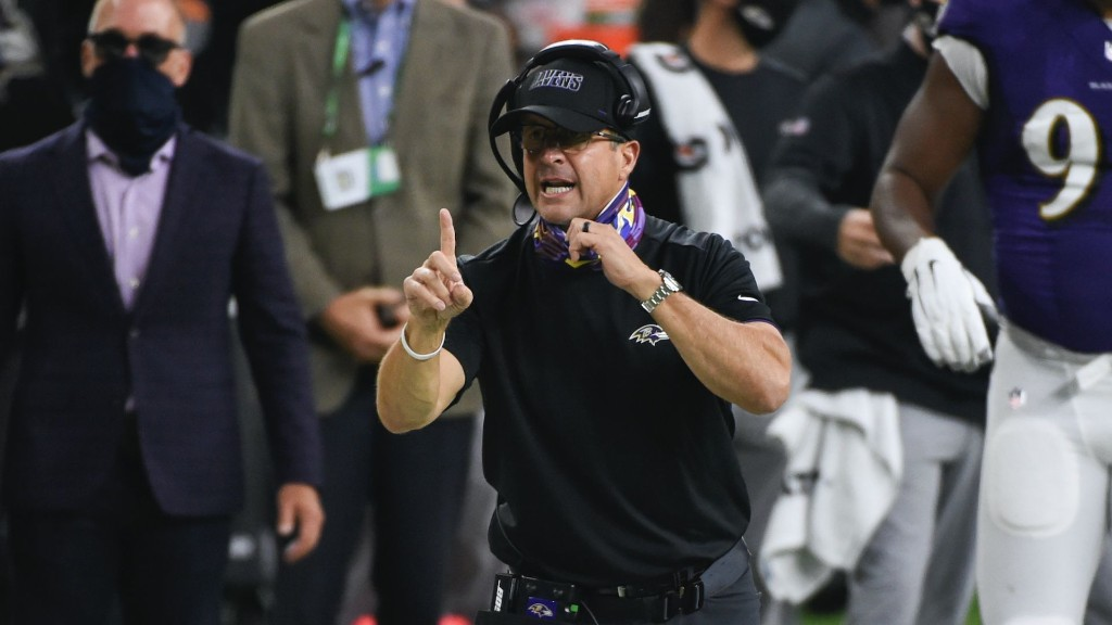 Ravens' Harbaugh: 'We finished the game strong' | VIDEO