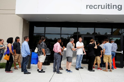 U.S. jobless claims increase more than expected