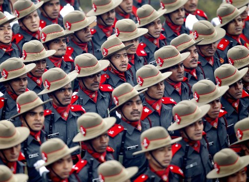 Republic Day Parade in India