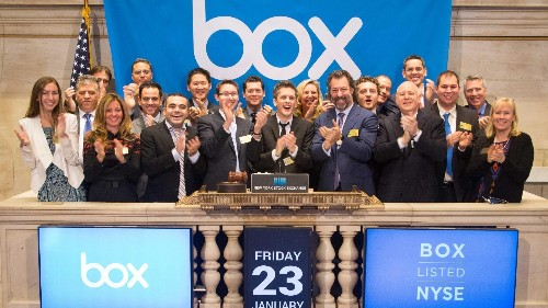 As Box Stock Soars 70% At IPO, CEO Aaron Levie Is Already Looking Ahead