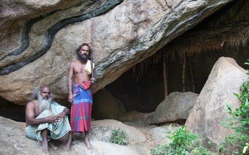 Into The Jungle With Sri Lanka's Last Hunter-Gatherers