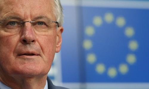 Barnier - EU-Gespräche mit Großbritannien starten am Montag