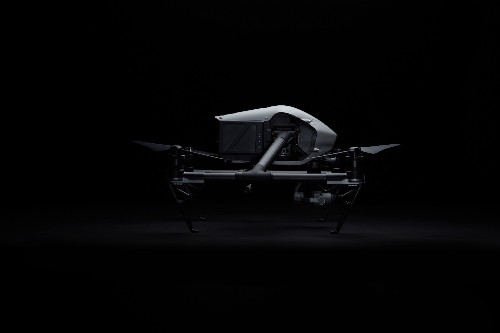 DJI's new Inspire 2 drone is packing two cameras