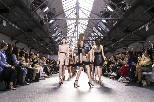London Fashion Week in Pictures