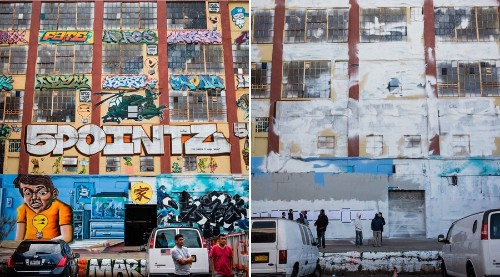 5 Pointz Landlord Says He Won't Back Down On Using The Graffiti Mecca's Name