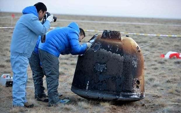 China celebrates successful Moon probe