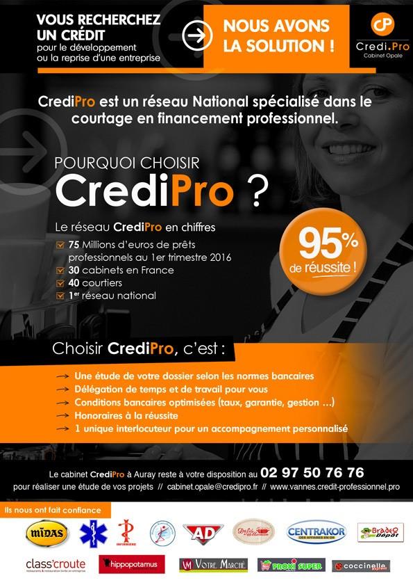 Crédi.Pro - Magazine cover
