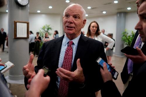 U.S. senator warns China on Hong Kong trade status if it intervenes in protests