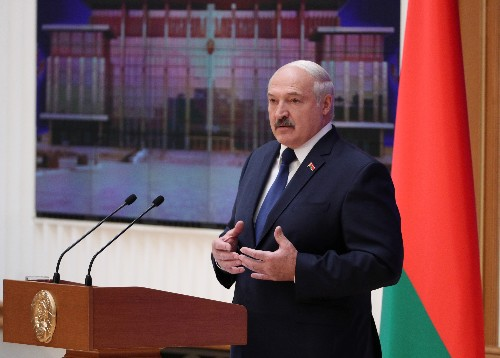 Leader of Belarus dismisses fears Russia could swallow his country