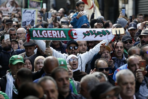 Algeria's newly elected president names a prime minister
