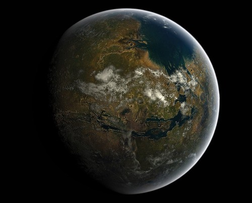How To Make A New Planet Home