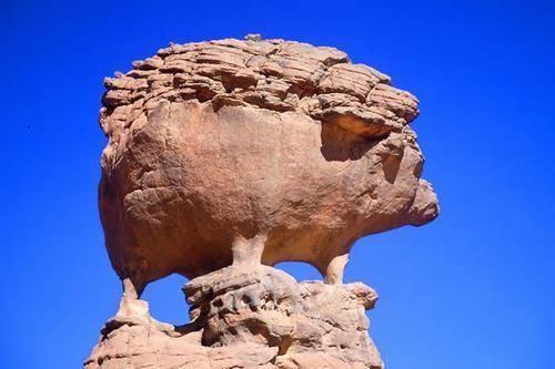 Hoggar, tassili Algeria