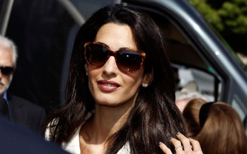 Amal Clooney: Greece has just cause to claim return of Elgin Marbles